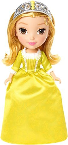 "Disney Sofia the First 9"" Princess Amber Doll Mattel http://www.amazon.com/dp/B00R8ZVWYI/ref=cm_sw_r_pi_dp_RJZnxb1TBX67C"