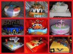 cake tematicos