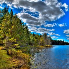 #ADK #Adirondacks #OldForge - Twin Ponds - Old Forge New York
