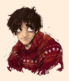 Nico in a Jumper by Dreamsoffools on deviantART