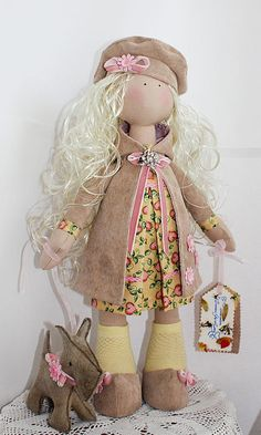 Tilda doll by Ga-Lina  Куклы Тильды ручной работы. Ярмарка Мастеров - ручная работа Эмили. Handmade.