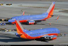 N346SW Southwest Boeing 737-300