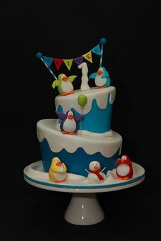 Oliver by MyCakes.com.au, via Flickr