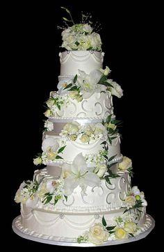 Beautiful Cakes | sports: Beautiful Wedding Cakes .....