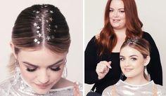 È in arrivo un trend capelli perfetto per le feste: tatuaggi temporanei a stella per fare brillare la vostra chioma ed essere delle vere star. Ecco come applicarli e sfoggiare un look capelli per Natale e Capodanno da fare invidia a tutti!