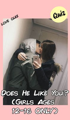 Take this Love Quiz To find if he really like you. Quizzes About Boys, Fun Quizzes To Take, Girl Quizzes, Relationship Quizzes, Teen Relationships, Relationship Goals, Am I Pretty Quiz, Love Quiz, Does He Like You