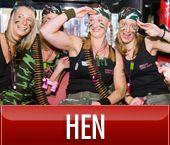 Hen parties on the Club Class Bus