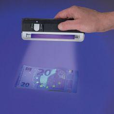 Geldscheinprüfer-Taschenlampe günstig bei EUROtops bestellen