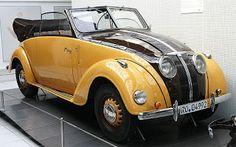 autos - photos: VOITURES D' ALLEMAGNE --- ADLER FAHRRAD WERKE VORM H. KLEYER AG --- 1889 - 1939 - ( 1957 ) --- ARCHENBASCH…