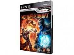 Mortal Kombat Komplete Edition para PS3 - WB Games
