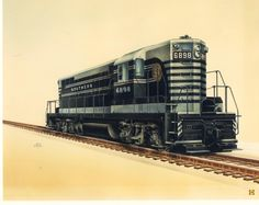 Ho Scale, Southern, Train, Strollers