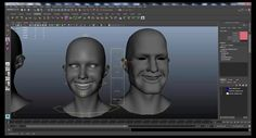 how to transfer blendshape between characters with different shape and topology