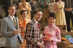 mad men fashion | The 'Mad Men' Fashion Effect - Forbes