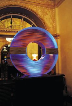 glass sculpture
