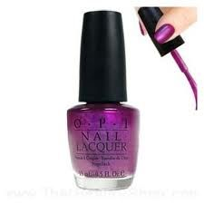 OPI Plugged in Plum