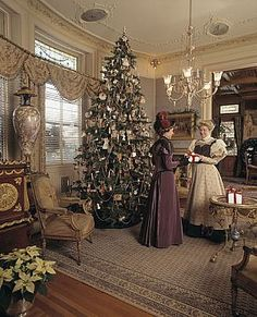 Victorian Era Christmas Traditions | The Pennington Edition
