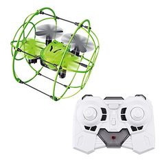 Gentman RC Quadcopter Aircraft Mini Drone 2.4GHz RC Four-axis Quadcopter Climbing Wall Flying RC Toys *** Check this awesome product by going to the link at the image.(It is Amazon affiliate link) #picoftheday