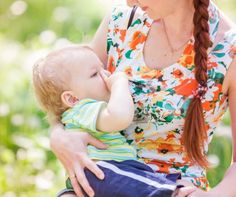 The best places to find breastfeeding clothes that are fashionable, functional, and awesome for nursing your baby in!