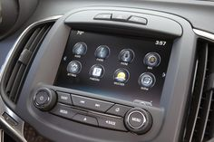 The new Buick Infotainment System has undergone quite the testing. Engineers pressed the system's buttons over 2 million times a week to ensure that it won't freeze up on customers.