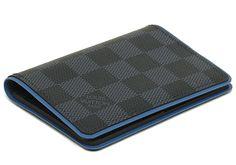 ルイヴィトン財布スーパーコピー カードケース ダミエ・コバルト オーガナイザー・ドゥ ポッシュ N63247
