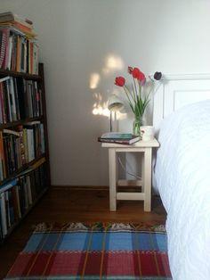 Spring + bedroom