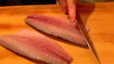 しめ鯖の作り方・・・・大和の 和の料理(しめ鯖)
