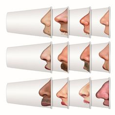 Pick Your Nose Party Cups - now these will be fun and the talk of the party!!!!