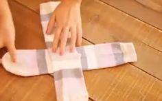 La bonne façon de plier les chaussettes que vous devez connaitre à tout prix ! • Quebec echantillons gratuits