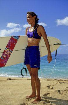 Rell Sunn: la reina de Makaha   mujer y deporte