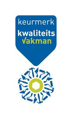 Uiteraard zijn wij als bedrijf in het bezit van het Keurmerk Kwaliteits Vakman. Dit geeft u als klant de nodige zekerheden.
