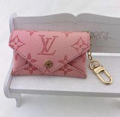 Key Case, Wallet Chain, Pink, Design, Products, Women, Fashion, Moda, Fashion Styles