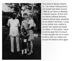"From ""An Obama's Journey,"" page 52..http://www.wnd.com/2014/08/obamas-half-brother-spills-beans-on-president/"