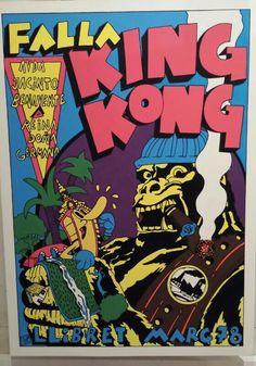 falla King Kong. VLC. 1978. llibret de falla.