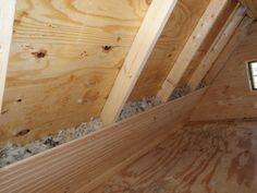 Using Natural Wool Insulation!