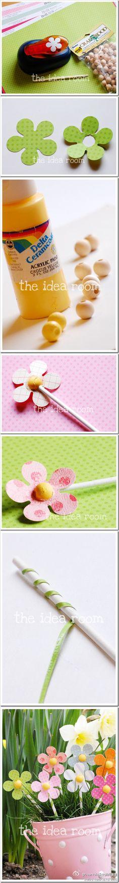 艳的花朵,...来自小矮人手工杂货的图片分享-堆糖