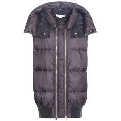 Stella Mccartney Puffer Jacket ($1,039) ❤ liked on Polyvore featuring outerwear and jackets
