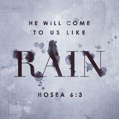 Let it rain...open the flood gates of Heaven...let it rain!...More at http://beliefpics.christianpost.com/