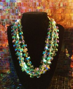 The Camille necklace by EmilyGailCollections on Etsy, $58.00