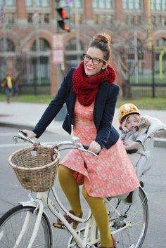 Biking with kids