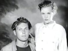 Frances Farmer and Leif Erickson, circa 1936