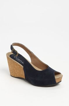In love with these Cordani slingbacks
