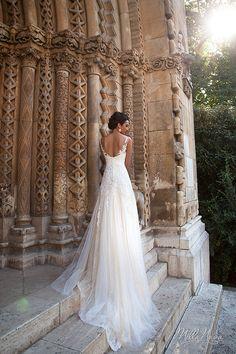 Ines / Milla Nova / Wedding Fashion.Wedding Dress / Bridal.