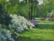 Shades of White   Painting   Pastel   9 x 12 inches. For more information please call Gallery Flux located in Ashland, VA at (804)-752-3540. Hours: Tu-F 11-6   Sat 11-4   Sun 12-4.  Visit us at Ashland First Thursday Opening Receptions!