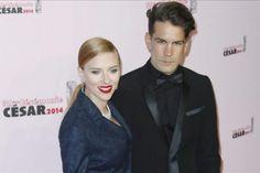 Scarlett Johansson se casó en secreto con Romain Dauriac . Foto: EFE