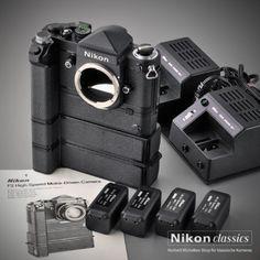 Nikon F2H High Speed