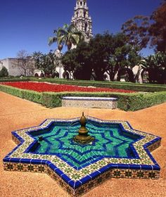 World's Most Beautiful City Parks: Balboa Park