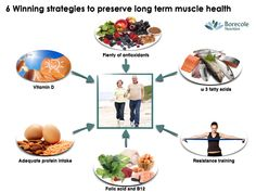 6 winning strategies to preserve long term muscle healthBorecole Nutrition