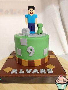 Tarta Minecraft