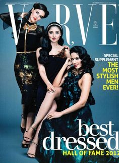 Gucci Cover - Verve INDL, October 2012