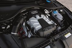 launch, Audi will offer the with a single engine choice (a supercharged good for 310 horsepower and 325 pound-feet of torque) and an eight-speed ZF automatic transmission. Audi 2017, Audi A6, Audi A7 Price, Engineering Technology, Repair Manuals, Automatic Transmission, Car, Owners Manual, Specs